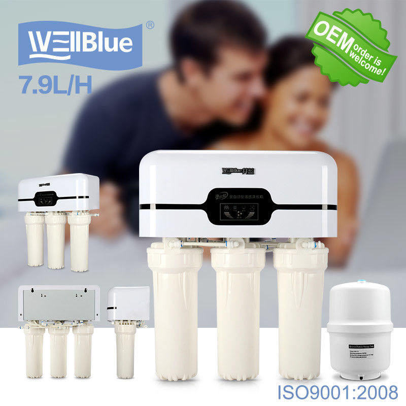 Under Sink 3.2G Reverse Osmosis Water Purifier For Home Use Water Treatment