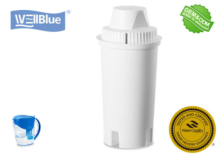 3 Pack Classic Pitcher Replacement Filter Cartridge With Food Grade Plastic Body