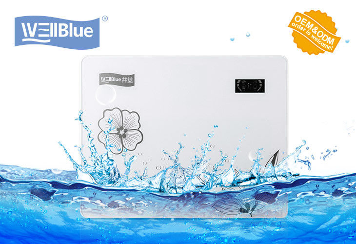 RO Reverse Osmosis Water Filter Machine , 75GPD RO Unit For Drinking Water